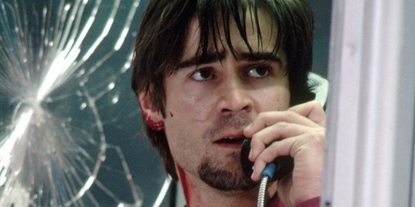 Phone Booth starring Colin Farrell.