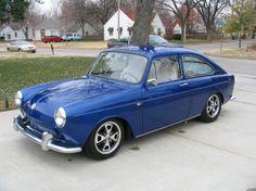 69 vw hatchback