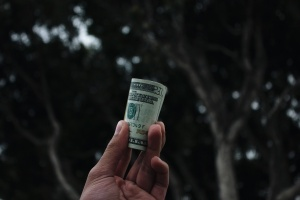 money-in-hand